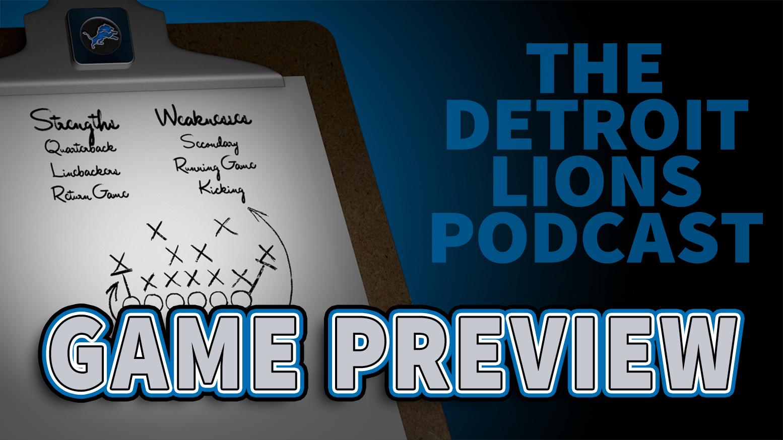 Detroit Lions Podcast - Magazine cover